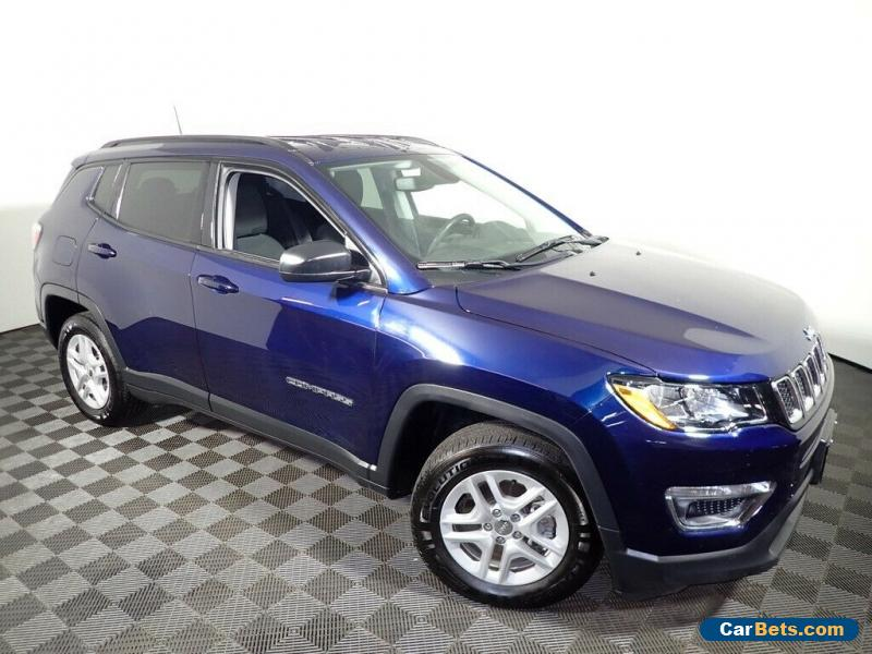 2018 Jeep Compass Sport for Sale