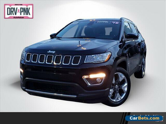 2019 Jeep Compass Limited for Sale