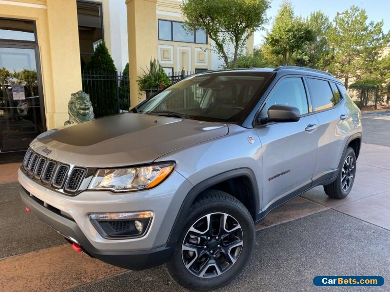 2020 Jeep Compass TrailHawk for Sale