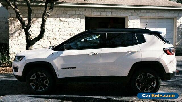 2018 Jeep Compass Trailhawk 4WD for Sale