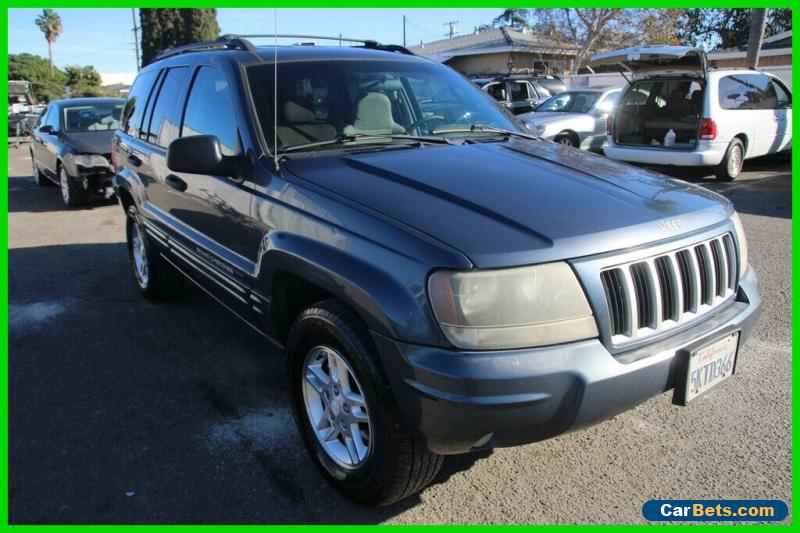 2004 Jeep Grand Cherokee 4dr Special Edition 4WD SUV for Sale