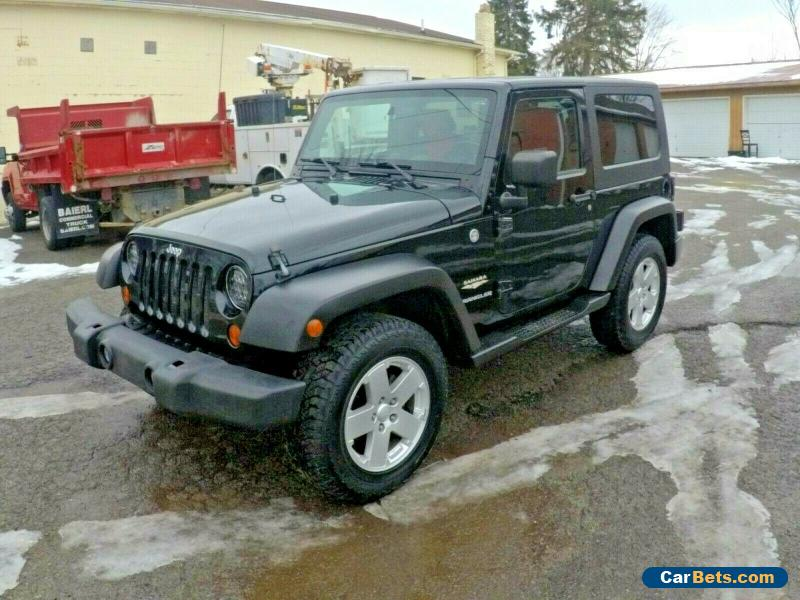 2007 Jeep Wrangler for Sale