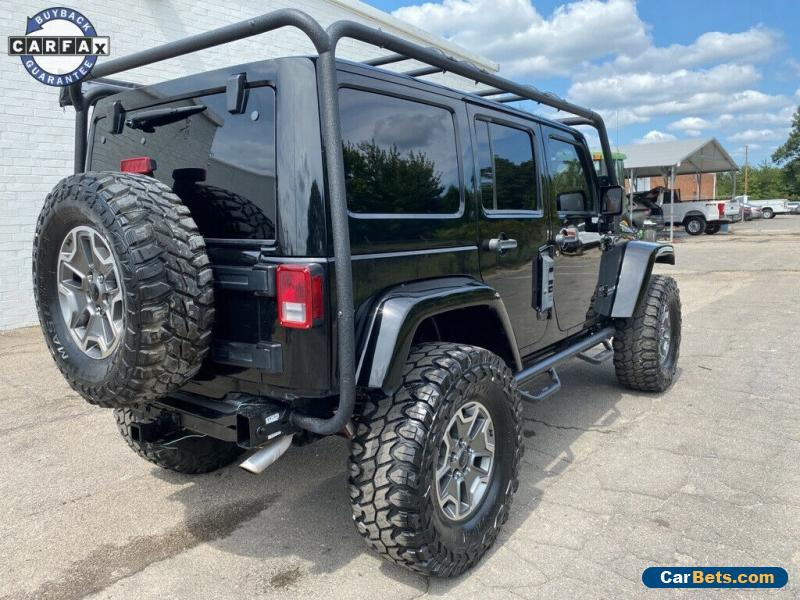 2013 Jeep Wrangler Unlimited Rubicon for Sale