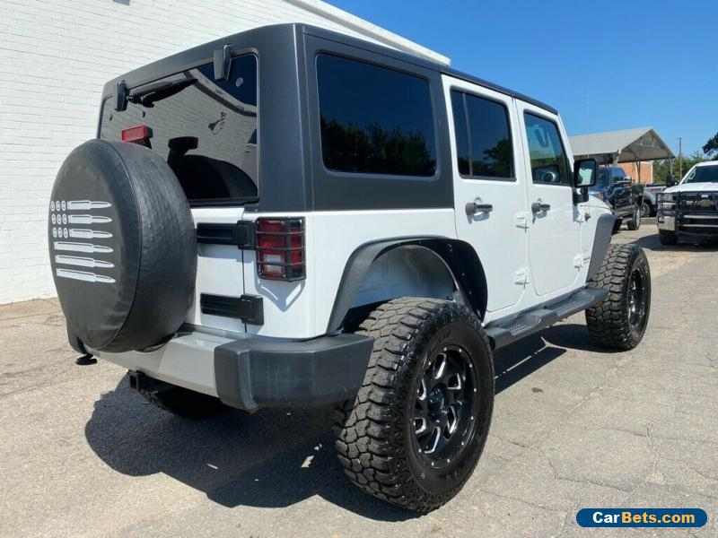 2013 Jeep Wrangler Unlimited Sahara for Sale