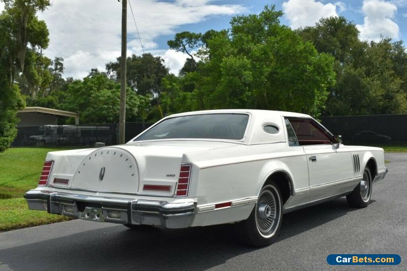 1977 Lincoln Continental Mark V only 19k Miles Absolutely Gorgeous! for Sale
