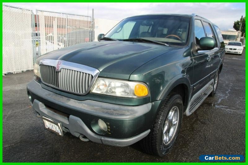 1999 Lincoln Navigator 4dr 4WD SUV for Sale