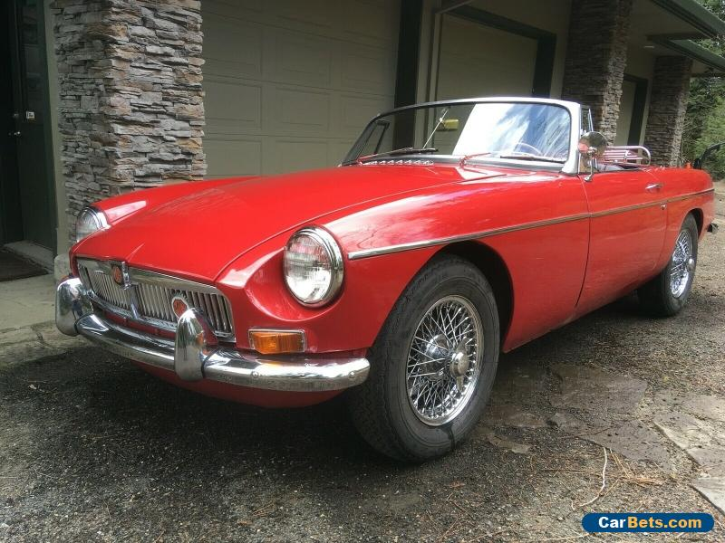 1967 MG MGB for Sale