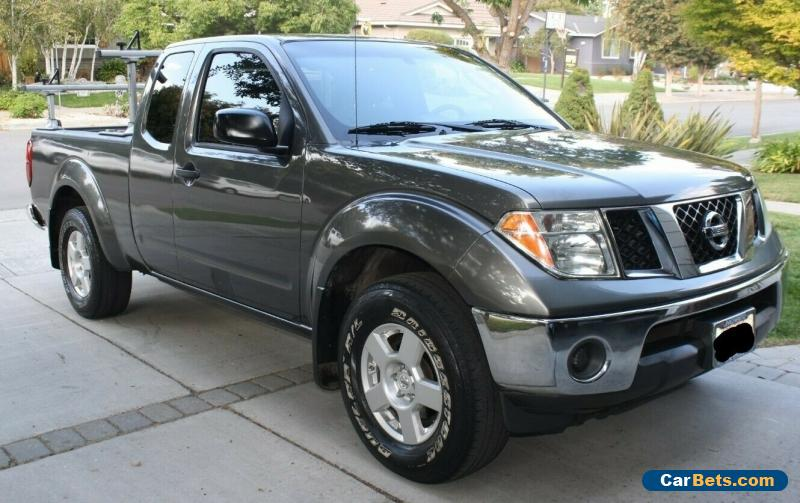 2008 Nissan Frontier SE for Sale