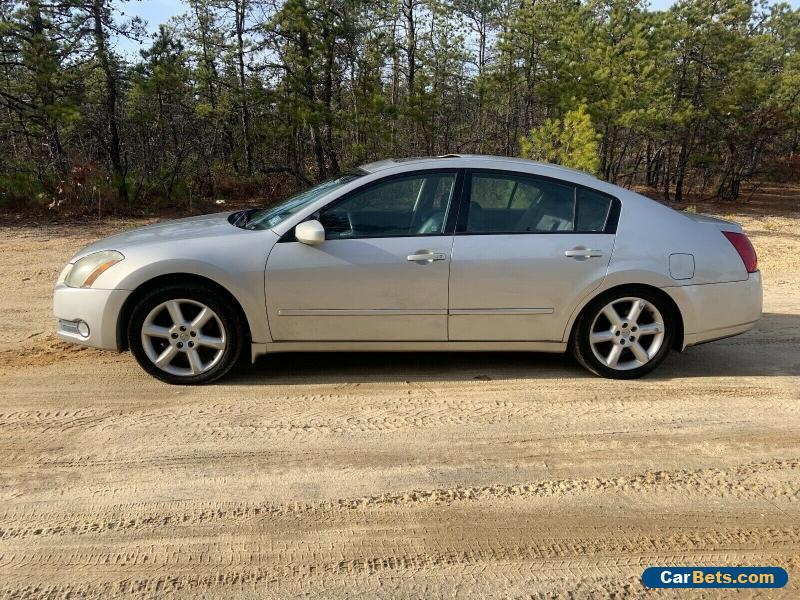 2004 Nissan Maxima SEL for Sale
