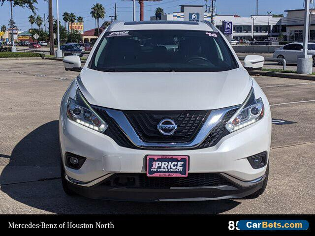 2016 Nissan Murano Platinum for Sale
