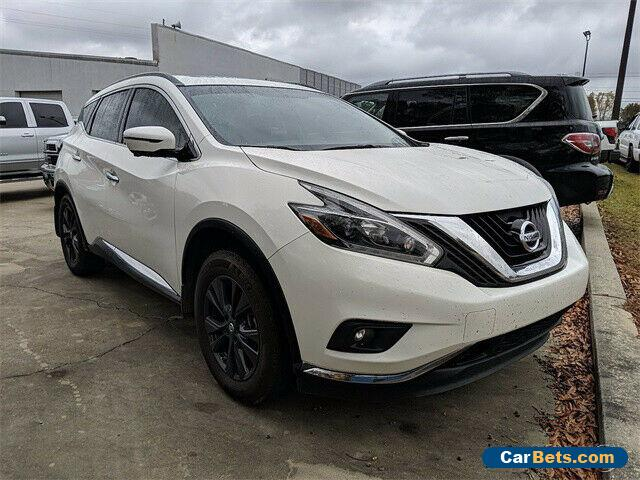 2018 Nissan Murano for Sale