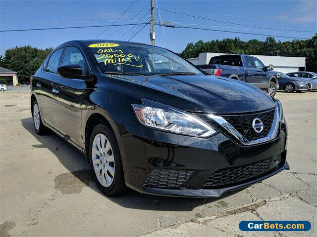 2019 Nissan Sentra S for Sale