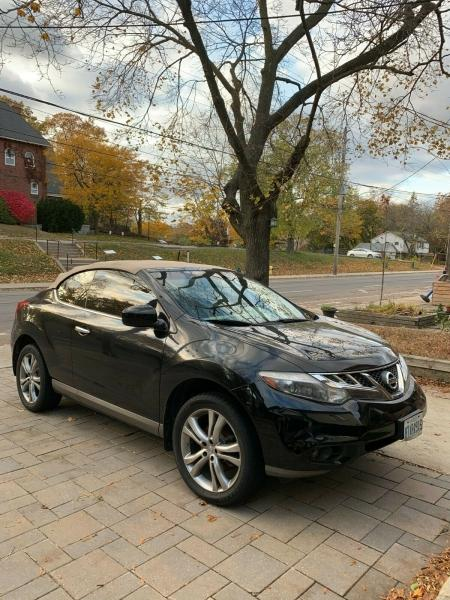 Nissan: cross cabriolet silver for Sale