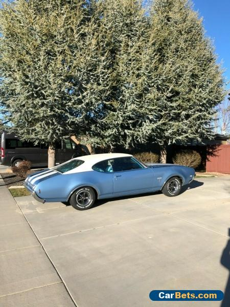 1969 Oldsmobile Cutlass S Coupe for Sale