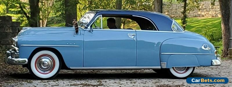 1951 Plymouth Belvedere for Sale