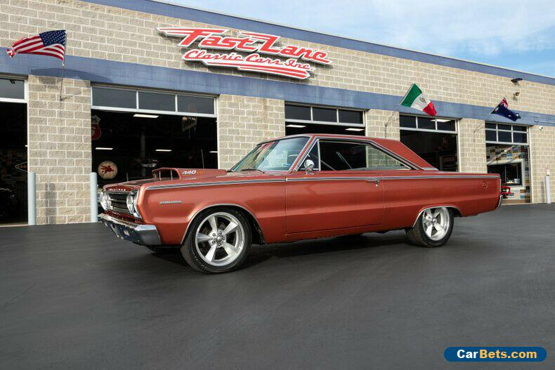 1967 Plymouth Belvedere Belvedere for Sale