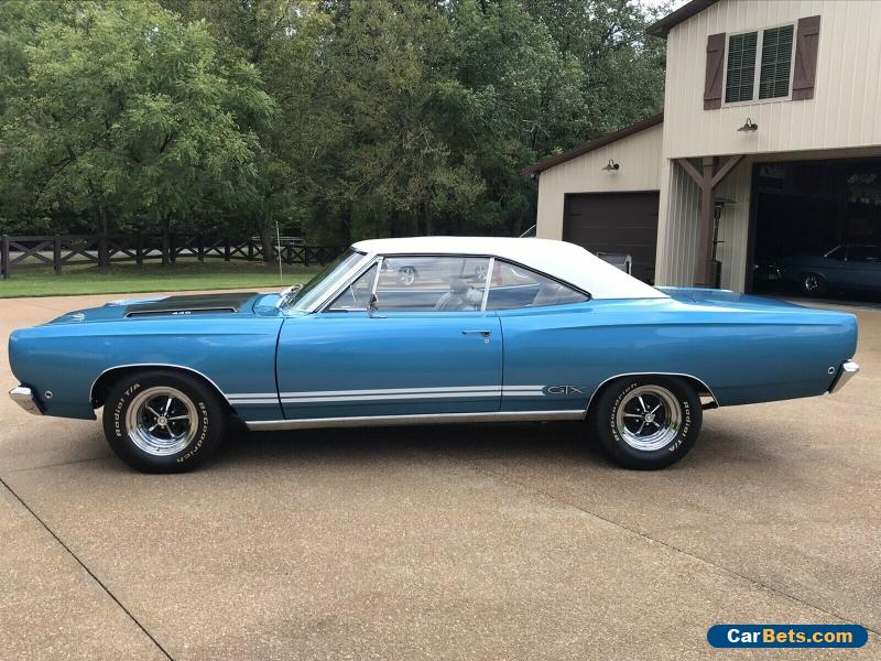 1968 Plymouth GTX for Sale