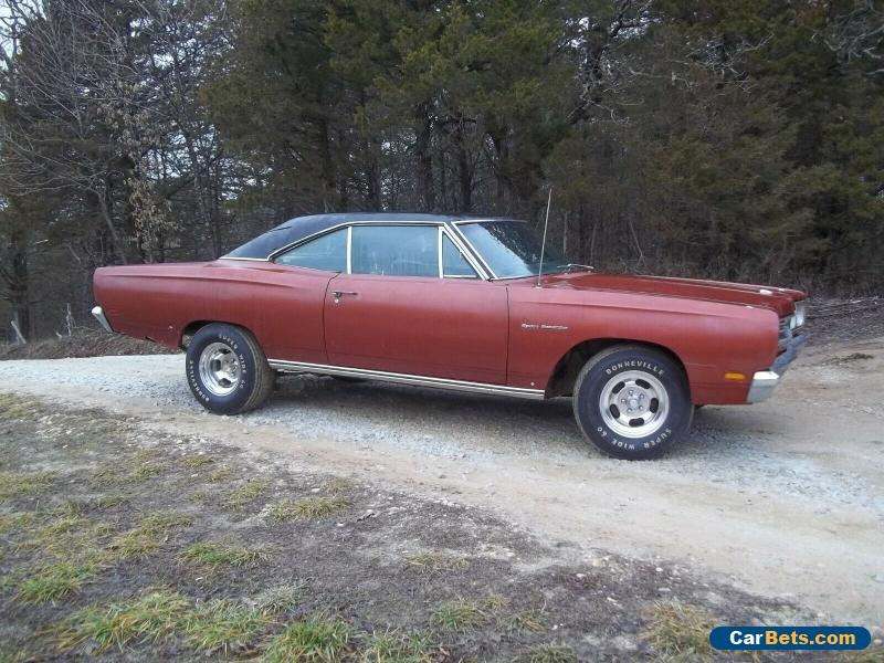 1969 Plymouth Satellite for Sale