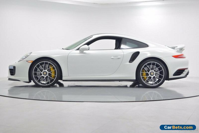 2017 Porsche 911 AWD Turbo S 2dr Coupe for Sale