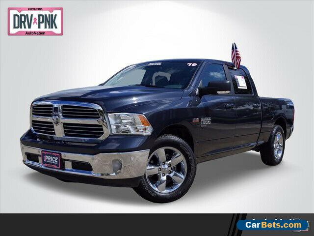 2019 Ram 1500 4x2 Big Horn 4dr Crew Cab 6.3 ft. SB Pickup for Sale