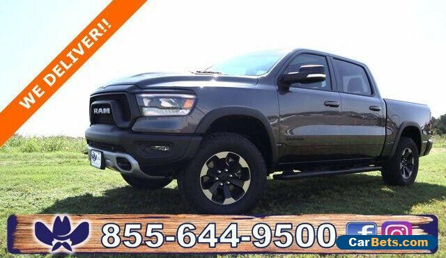 2019 Ram 1500 Rebel for Sale