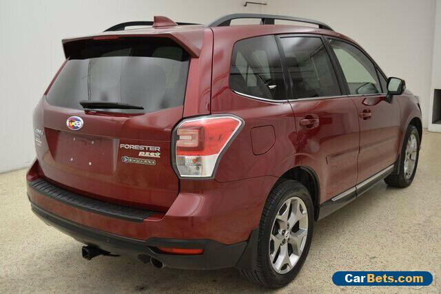 2017 Subaru Forester 2.5i Touring for Sale