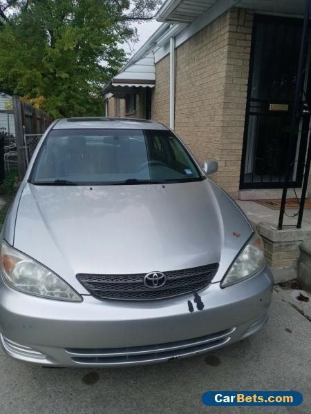 2002 Toyota Camry LE for Sale