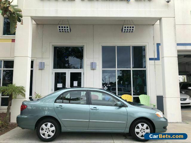 2005 Toyota Corolla LE 1 OWNER for Sale