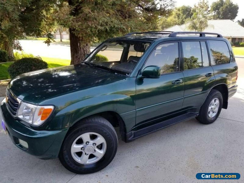 1998 Toyota Land Cruiser for Sale
