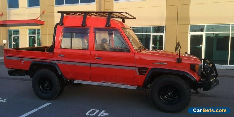 Toyota: Land Cruiser for Sale