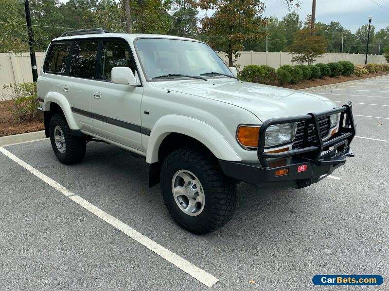 1997 Toyota Land Cruiser Collector's Edition for Sale