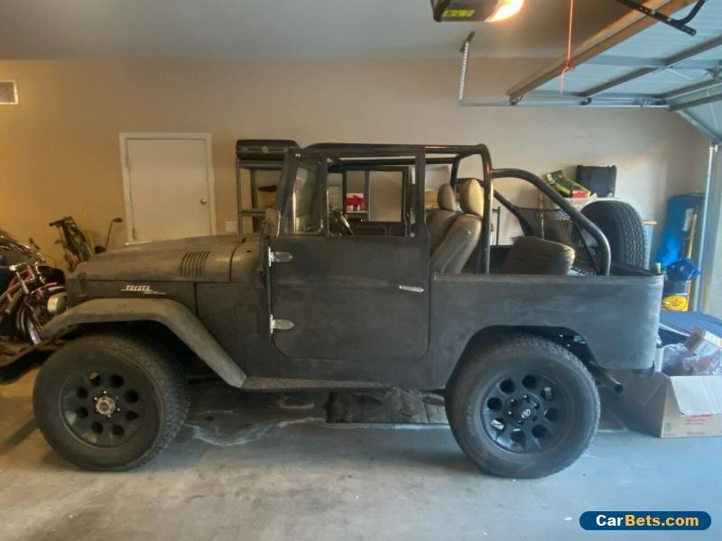 1965 Toyota Land Cruiser for Sale