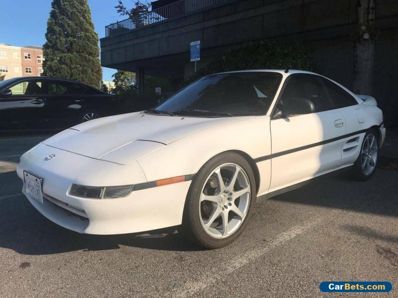 Toyota: MR2 NA 2.2L for Sale