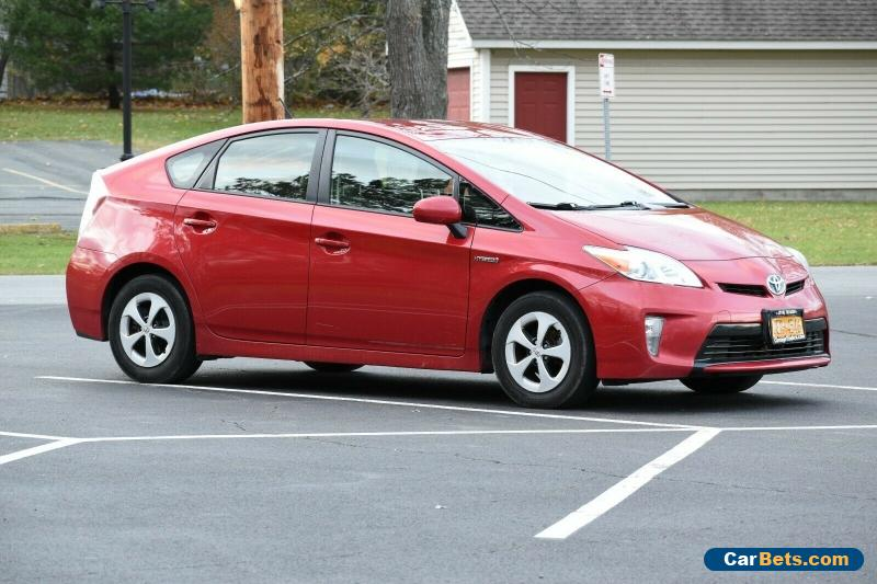 2015 Toyota Prius Two Hatchback 4D for Sale
