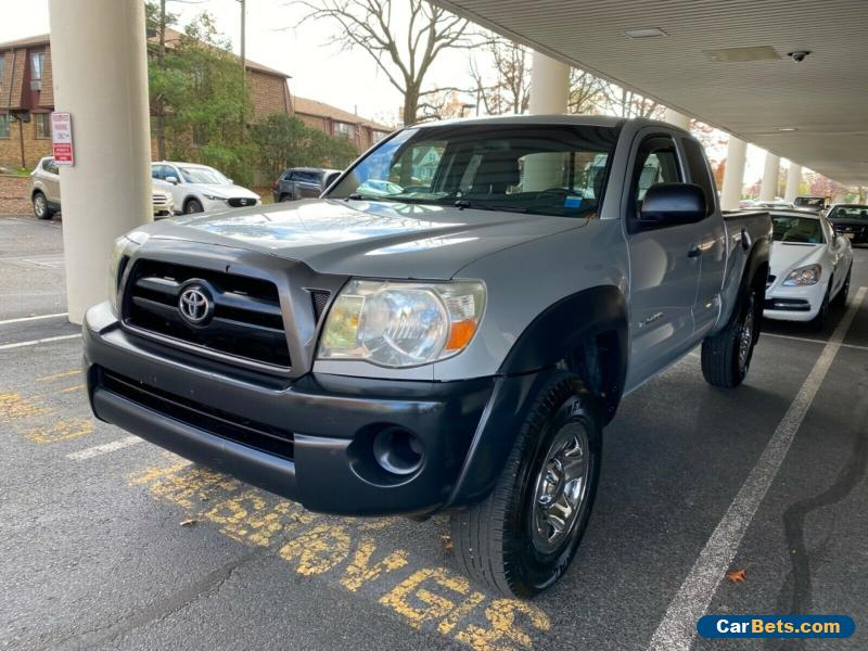 2005 Toyota Tacoma 4X4 * 5-SPEED * 2 OWNER * NEW FRAME for Sale