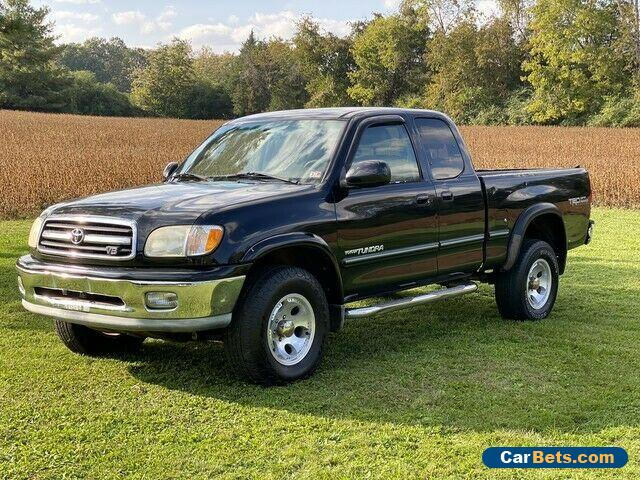 2000 Toyota Tundra Limited Access Cab 4x4 for Sale