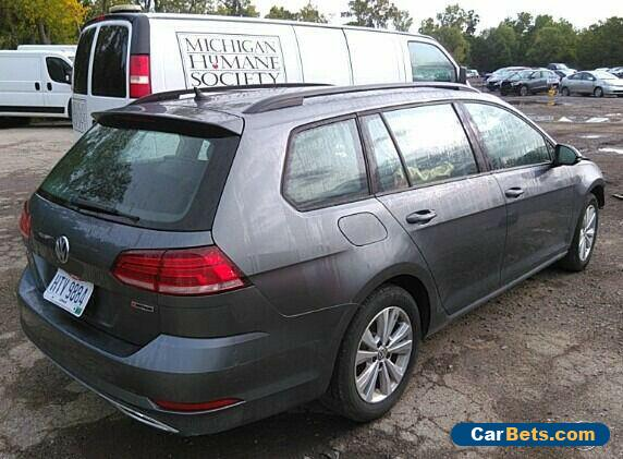 2019 Volkswagen Golf AWD 1.8T S 4Motion 4dr Wagon 6A for Sale