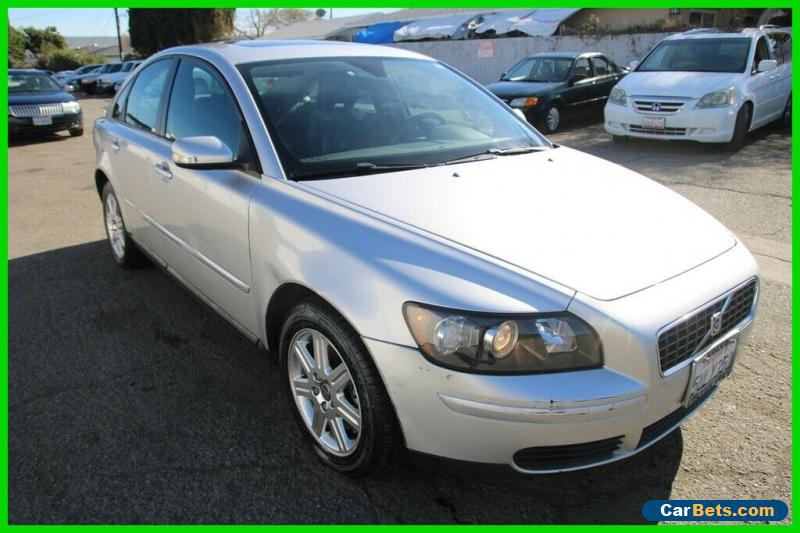 2006 Volvo S40 2.4i 4dr Sedan for Sale
